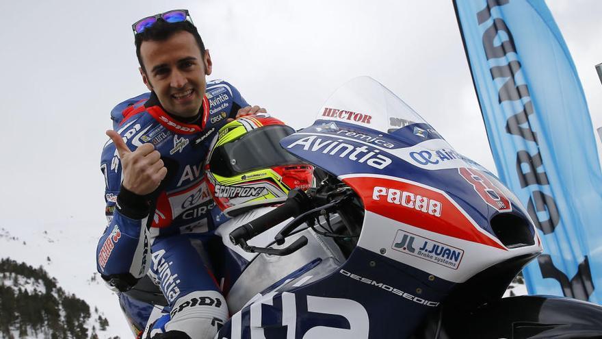 La misteriosa desaparición de la moto de Héctor Barberá