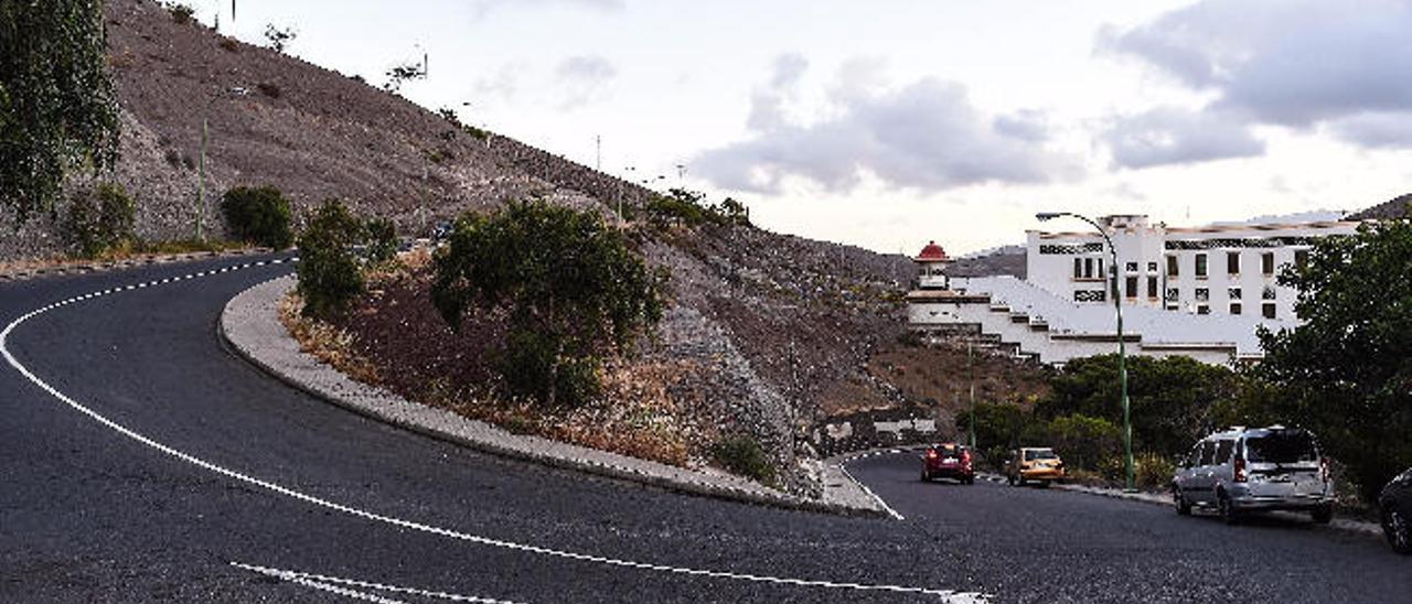 El Islas Canarias toma la ciudad