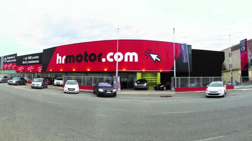 HR Motor estará en la Feria del Automóvil de València por segundo año consecutivo