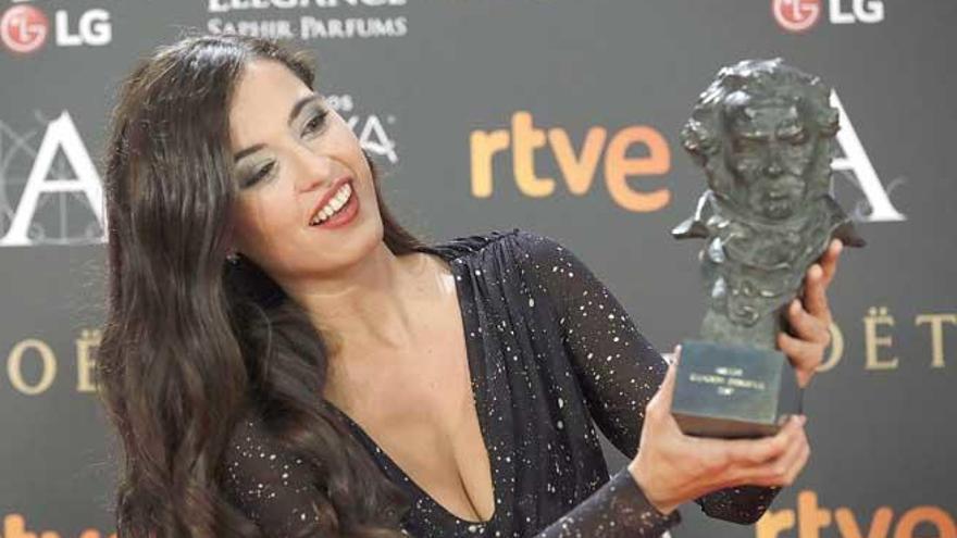 La firma mallorquina 'Cortana' triunfa en la noche de los Premio Goya