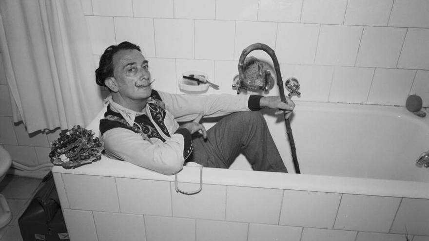 29 anys de la mort de Dalí