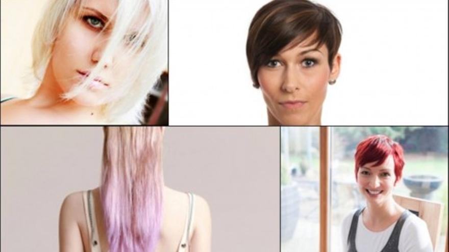 ¿Qué color de pelo se lleva en 2014?
