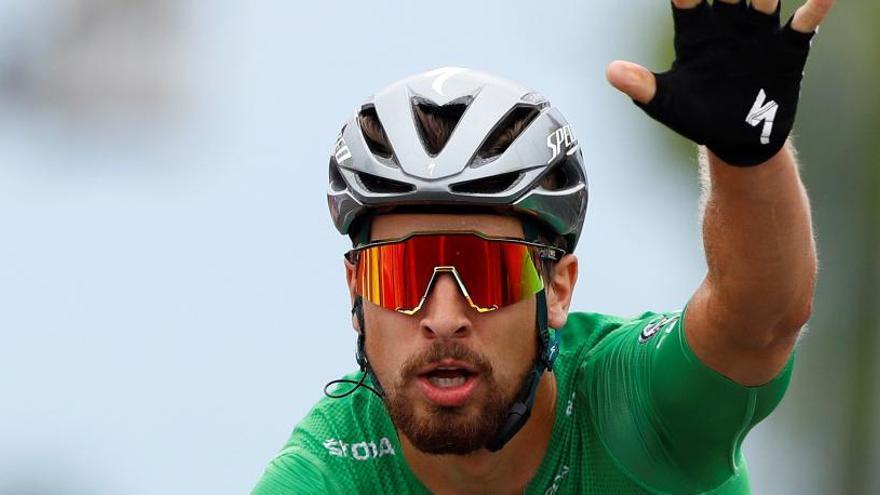 Peter Sagan encabezará el Bora-Hansgrohe en el Tour