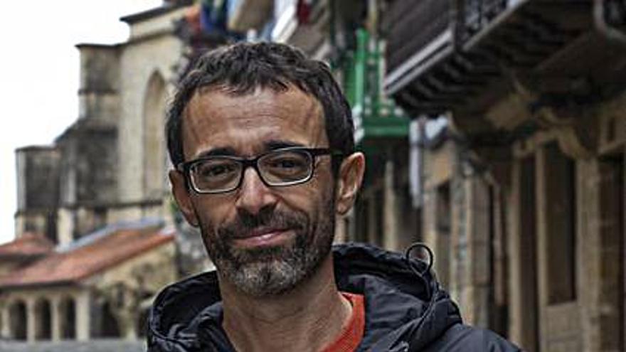 """""""Asturias sería un escenario soñado para una de mis novelas"""""""