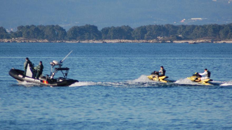 La Guardia Civil denunció en verano a casi dos embarcaciones de recreo al día