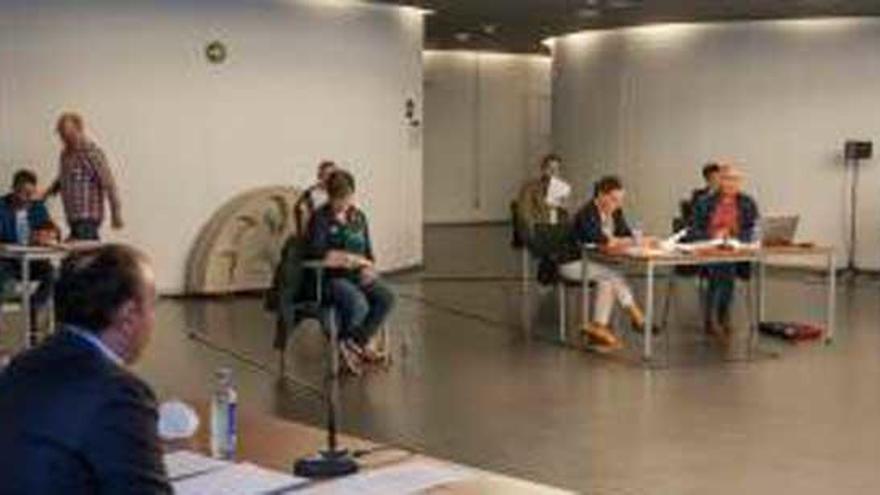 El Gobierno de Lalín, en cuarentena tras el positivo de dos concejales