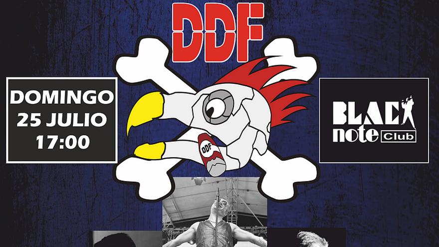 DDF, Tributo a Loquillo