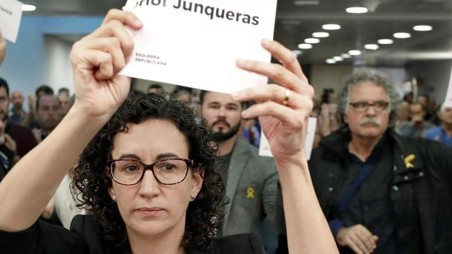 Juqueras i Rovira encapçalaran la llista d'ERC si no és possible una candidatura que superi JxSí