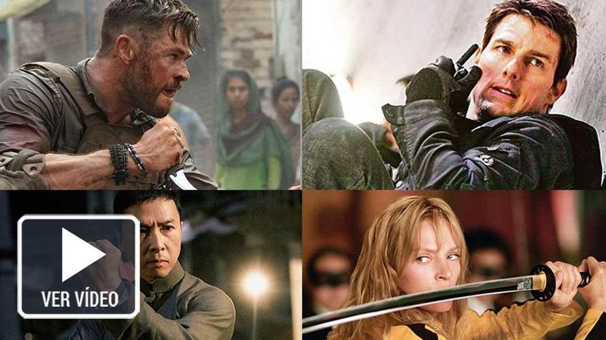 Las 10 mejores películas de acción en Netflix