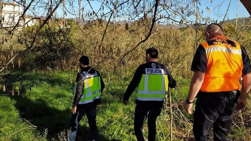 Buscan en una batida a un hombre de 85 años desaparecido en Campanillas