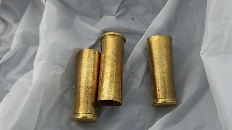 ACTUALIZACIÓN | El concejal de Compromís de Caudiel recibe siete casquillos de bala de revólver