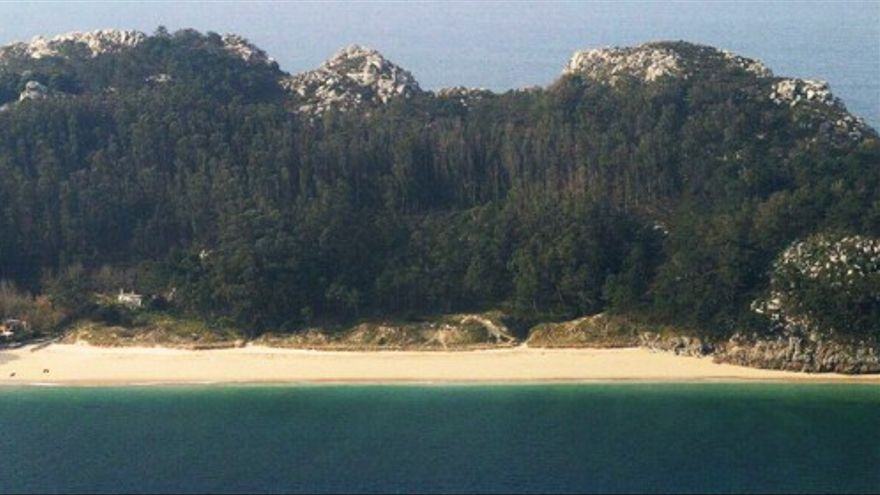 Islas Cíes, paraíso natural