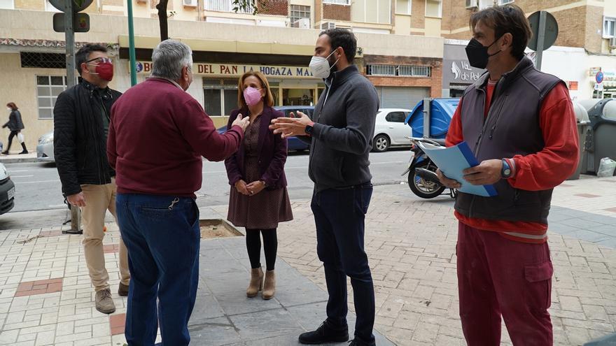 """El PSOE asegura que nunca ha sido el alcalde tan """"contestado"""""""
