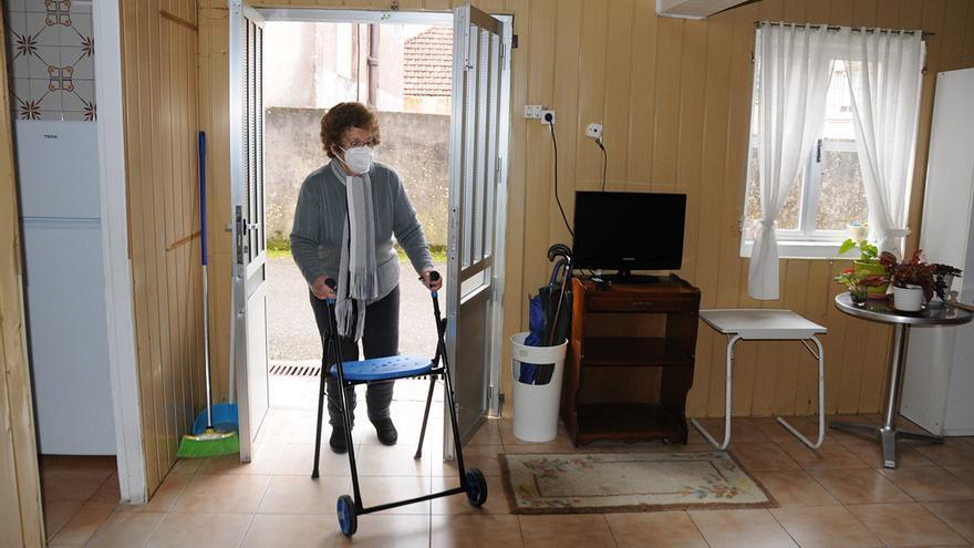 """La vida un año después del contagio: """"Ahora no puedo ni andar"""""""