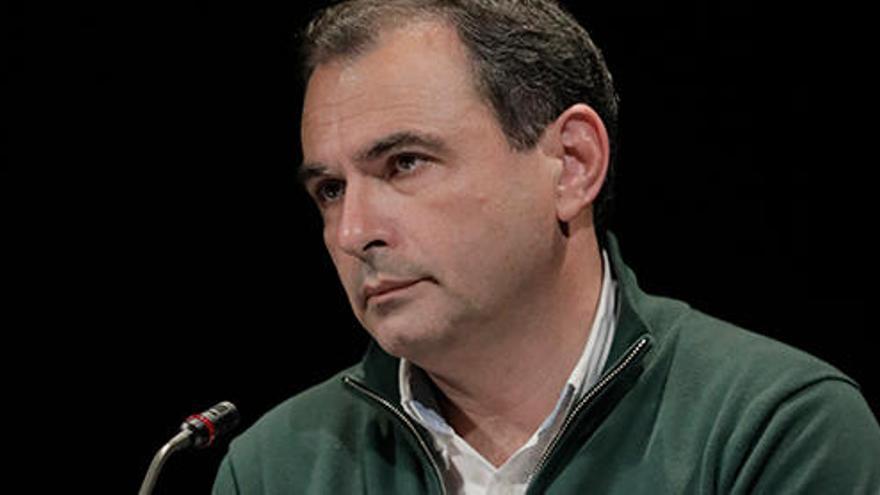 Ruiz dimite como presidente del PP de Calvià