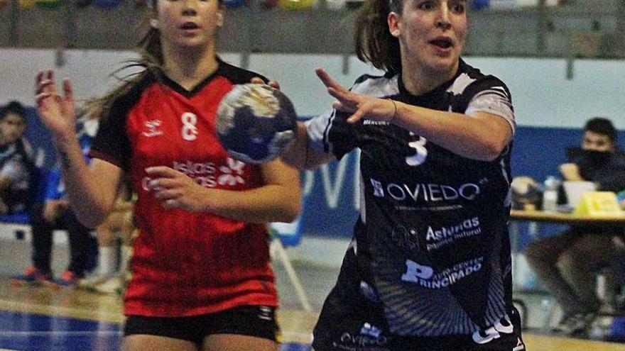 El Oviedo Femenino tiene un mal día y pierde su primer partido del curso