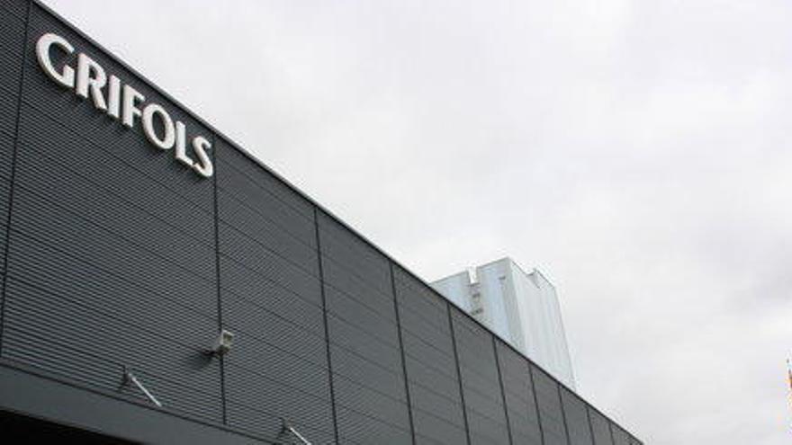 Un fàrmac de la companyia Grífols podria evitar el desenvolupament de la covid en contagiats