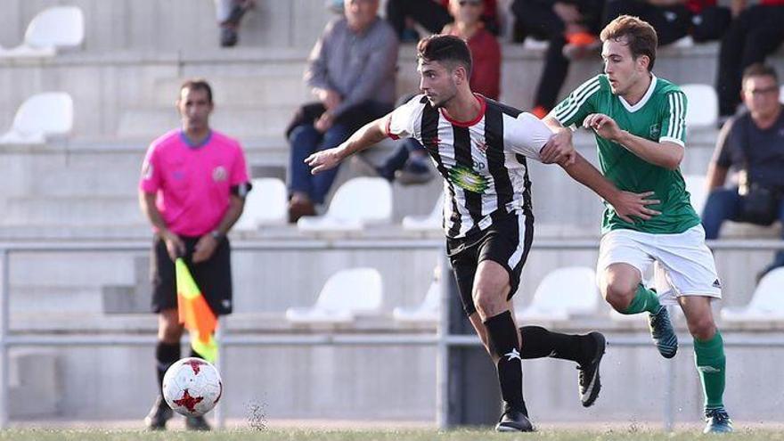 El Almazora cae ante el Orihuela (0-1) y el Roda golea en Borriol (0-3)