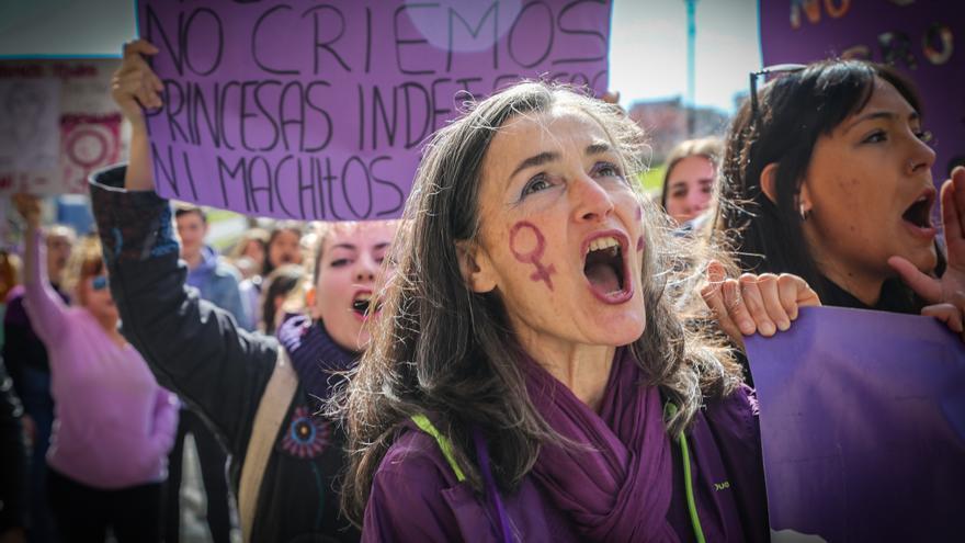 Ciudades extremeñas convocan concentraciones feministas este viernes