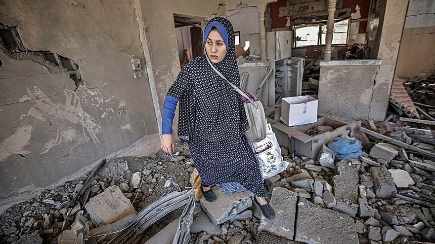 Israel llança una gran ofensiva sobre la Franja de Gaza