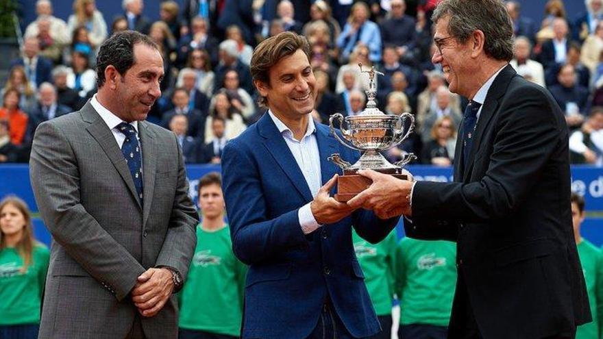 Ferrer sustituye a Costa como director del Conde de Godó