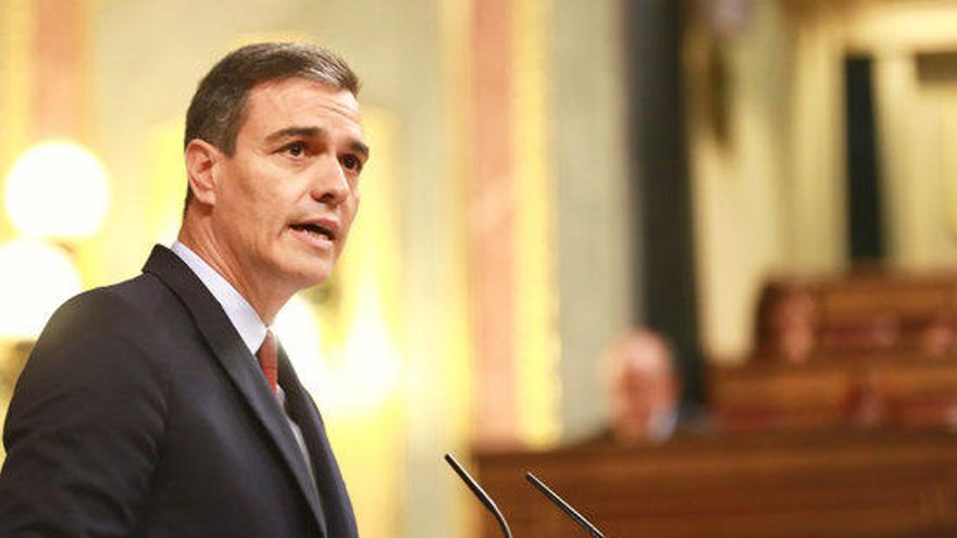 Pedro Sánchez se sotmetrà a la investidura com a President entre el 4 i el 7 de gener
