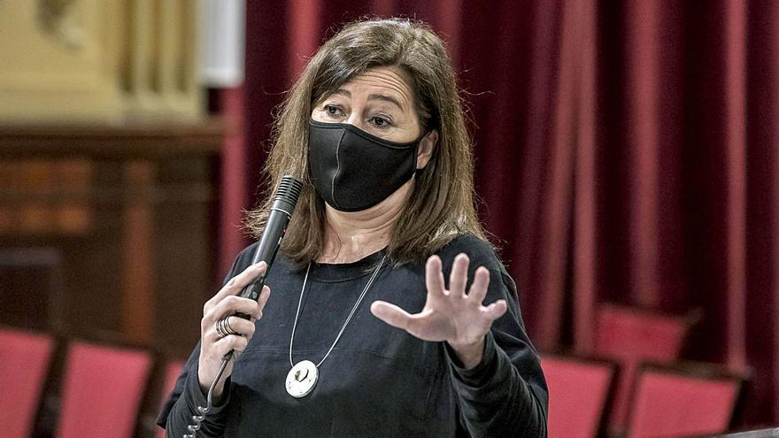 El PP pide la comparecencia urgente de Armengol por el caso Autoritat Portuària