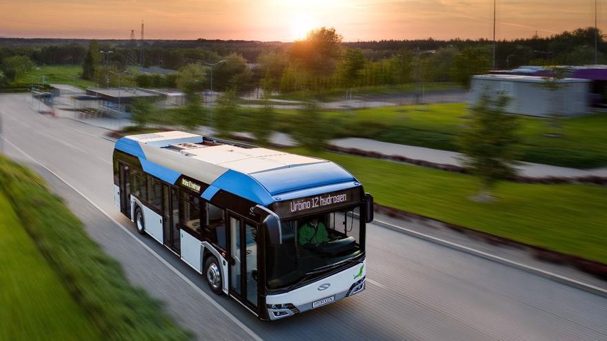 Vectalia: el hidrógeno verde se sube al autobús
