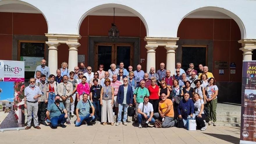 Priego acoge un encuentro fotográfico en el que toman parte 88 participantes de toda Andalucía