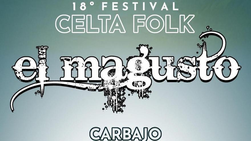 El Festival Celta-Folk Magusto  traslada los conciertos de Eliseo Parra y Hevia a un pabellón cubierto de Carbajo