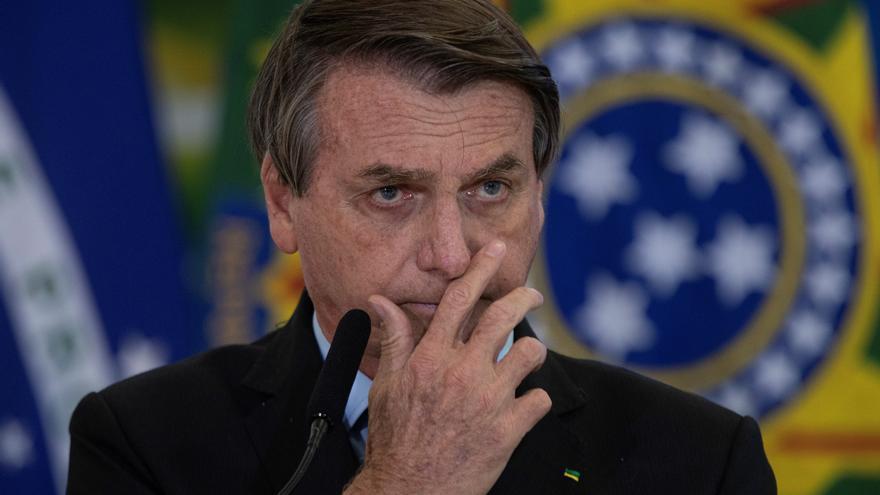 """Bolsonaro echa en cara a Biden su """"obsesión por el tema ambiental"""":  """"Interfiere en nuestra relación"""""""