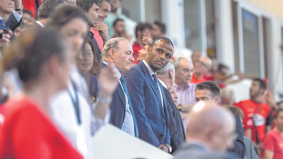 Maheta Molango, exconsejero delegado del Mallorca, se convierte en presidente de la PFA.