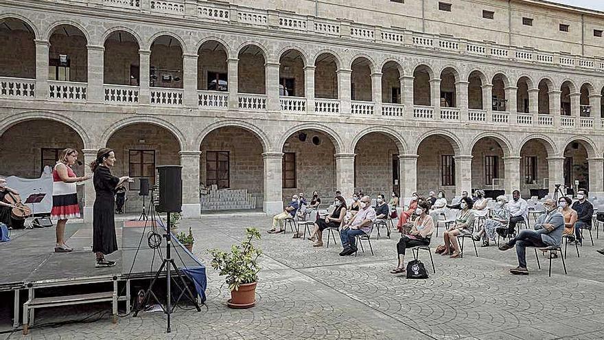 """""""Incremento relevante"""" de la participación  en los Premis Mallorca"""