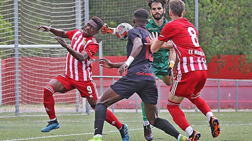 Exigent inici de lliga per al CE Manresa amb duels contra el Sant Andreu i l'Olot