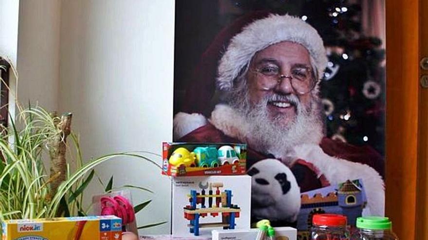 Campaña para donar juguetes nuevos en Arteixo