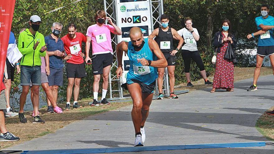El centro de Trail Running de Castro Caldelas adherido al 'Plan Trail50'
