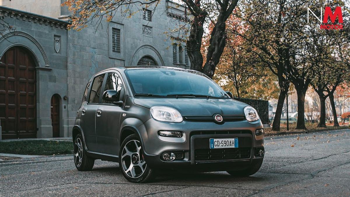Vídeo: Fiat Panda 2021, ponemos a prueba sus 40 años de eficiencia urbana