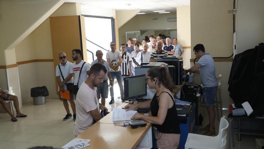 El Castellón alcanza los 7.000 abonados en solo tres semanas