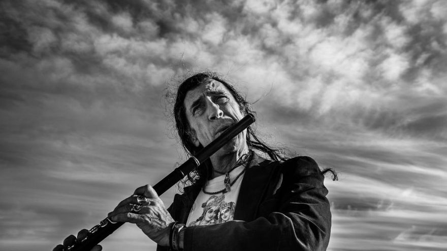 """Jorge Pardo: """"Soy payo, de Madrid y, encima, toco la flauta"""""""