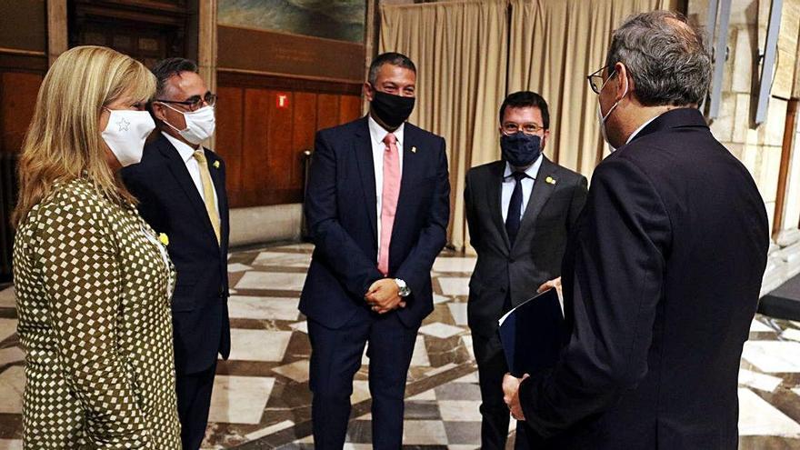 Torra es blinda, expulsa el PDeCAT del Govern i allunya les eleccions