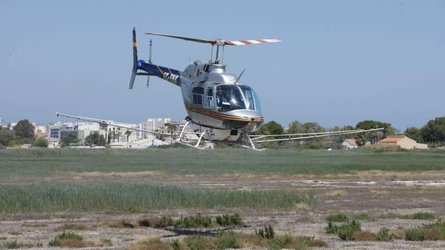 Los vecinos de la Marjaleria piden la fumigación aérea antimosquitos