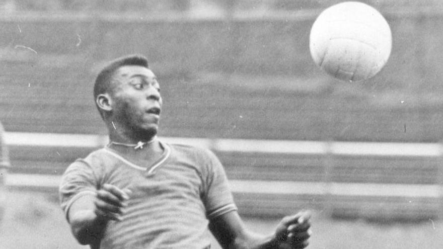 La vida de Pelé se convierte en documental de la mano de Netflix