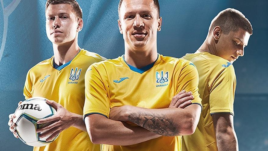 La UEFA obliga a Ucrania a eliminar el lema nacionalista de su camiseta de la Eurocopa