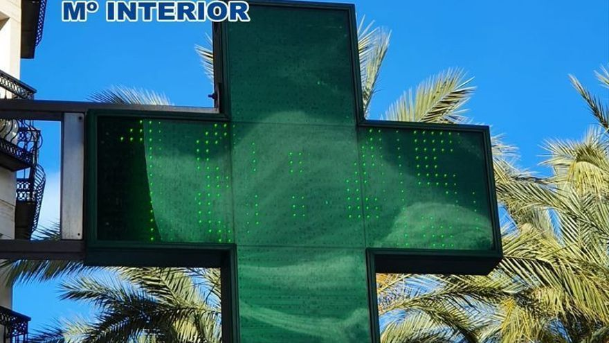 Detenido un empleado de una farmacia en Almería por vender pruebas PCR falsas
