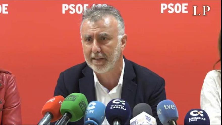 """Torres: """"El PSOE ha ganado tanto en España como en Canarias"""""""