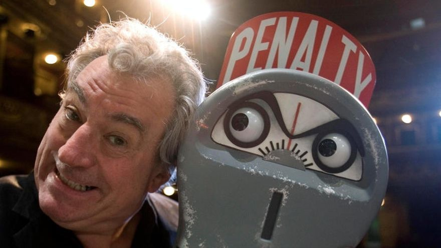 Muere Terry Jones, de los Monty Python