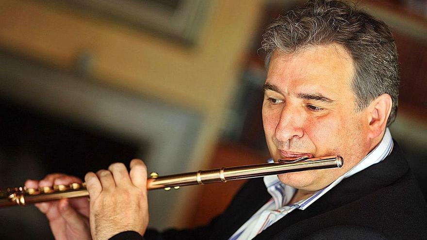 Claudi Arimany obre  el 20è Festival de Sant Pere de Rodes