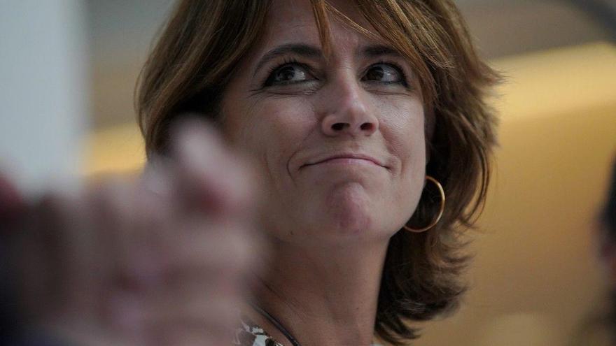 Dolores Delgado aboga por dotar de más autonomía a la fiscalía para que no dependa del ministro de turno