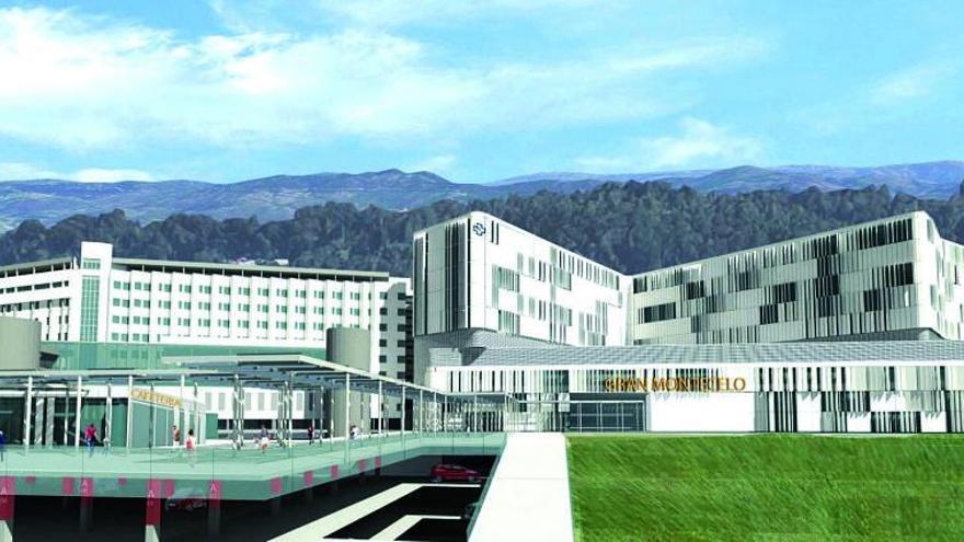 La Xunta firma el contrato de las obras del Gran Montecelo
