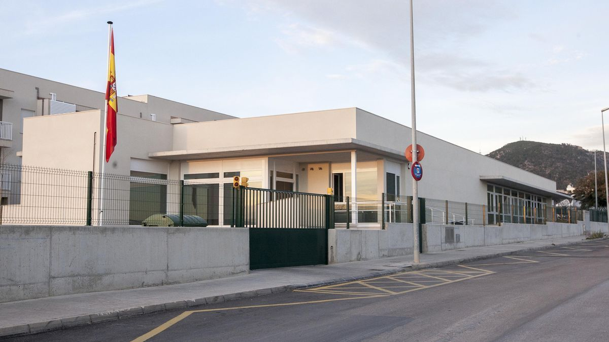 Dependencias de la Guardia Civil en Calvià
